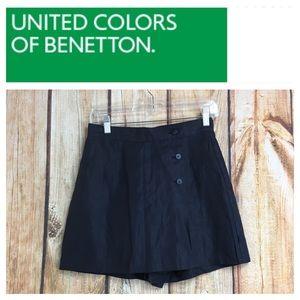 💸UNITED COLORS OF BENETTON Linen skort size 6